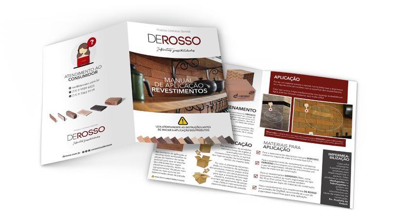 Manual de aplicação De Rosso